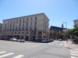 L'AZULEJOS, apartment in Le Havre