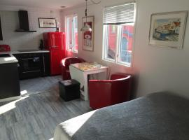 Cozee Central Apartments, B&B i Stavanger