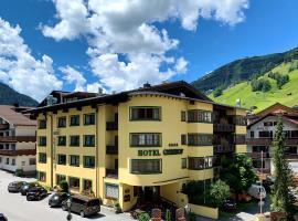 Hotel Grieshof, hotel in Sankt Anton am Arlberg