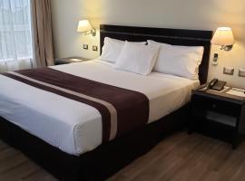 Hotel Diego de Almagro La Serena, hotel en La Serena