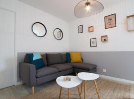 Appartement 3 chambres avec jardin, appartement à Brest