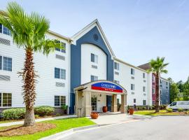 Candlewood Suites Savannah Airport, boutique hotel in Savannah