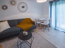 Appartement 2 pièces avec jardin, appartement à Brest