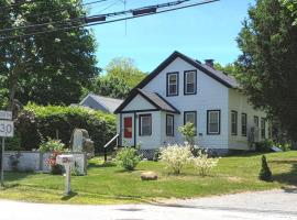 Oldest Town of Cape Cod In The Historic District, holiday home in Sandwich