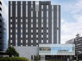 Wires Hotel Shinagawa Seaside, hotel near Tokyo Haneda International Airport - HND, Tokyo