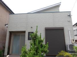 machiyado Kuwanajuku Honmachi 10, villa in Kuwana