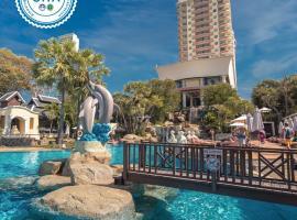 Long Beach Garden Hotel & Pavilions, hotel in North Pattaya