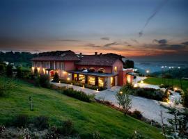 Relais Villa D'Amelia, hotel a Benevello