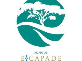 Dungun Escapade Resort formerly Dungun Dive Resort, hotel di Dungun