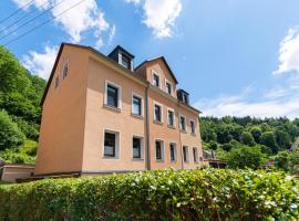Haus am Malerweg, apartment in Bad Schandau