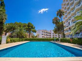 Las Palomas Apartments Econotels: Palmanova'da bir otel