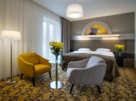 Best Western Premier Hotel Essence, hotel near Florenc Central Bus Station, Prague