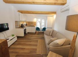 Domaine Chateau Martin, apartment in Saint-Tropez