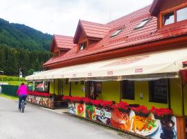 PATTY Garni, hotel in Donovaly