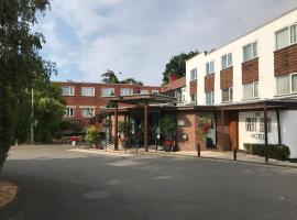 Birmingham Great Barr Hotel, pet-friendly hotel in Birmingham