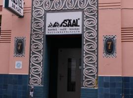 schickSAAL*, hostel in Lübeck