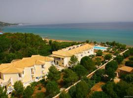 Stamiris Beach Hotel, hotel in Vasilikos