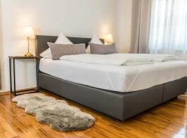 City Wohnung K2 KLIMATISIERT, Hotel in der Nähe von: Bahnhof Friedrichshafen, Friedrichshafen