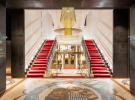 Mosaic House Design Hotel, hôtel à Prague