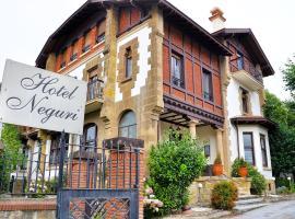 Hotel Neguri, hotel in Getxo