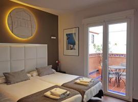 Apartamentos Caballerizas 3000, hotel cerca de Catedral de Granada, Granada