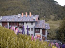 Maison Cly, hotel in Chamois