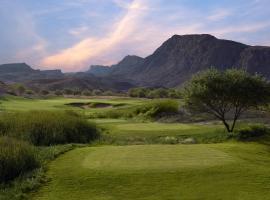 Lajitas Golf Resort, hotel poblíž významného místa Big Bend National Park, Terlingua
