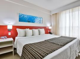 Ramada Hotel & Suites Campos Pelinca, hotel near Boulevard Shopping Campos Mall, Campos dos Goytacazes
