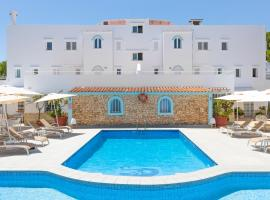 Apartamentos Los Arcos, hotel near Nikki Beach Ibiza, Santa Eularia des Riu
