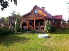 Holiday Home Waszkiewicza – hotel w Białowieży