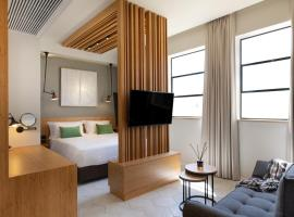 The Shell Hotel, hotel near Birzeit University, Tel Aviv