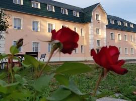 White Garden, hotel in Saint Petersburg
