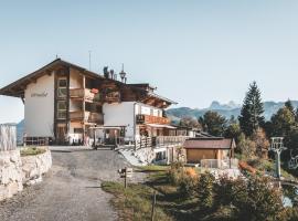 Berghotel Pointenhof, Hotel in Sankt Johann in Tirol