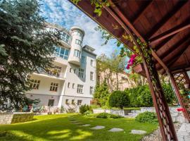 Hotel Arcus, hotel in Bratislava
