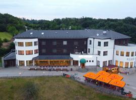 Hotel Velká Klajdovka, hotel in Brno