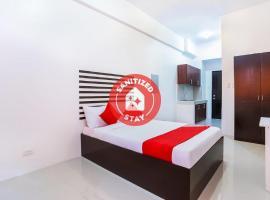 OYO 505 Jardin Suites, hotel sa Maynila