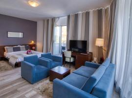 Hotel Unique Bucharest, hotel in Bucharest
