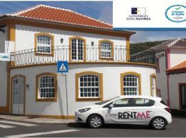 Hotel Branco I, hotel in Praia da Vitória
