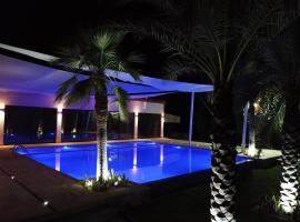 The Hide, accessible hotel in Ras al Khaimah