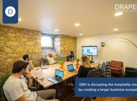 Draper Startup House for Entrepreneurs, hotel in Lisbon