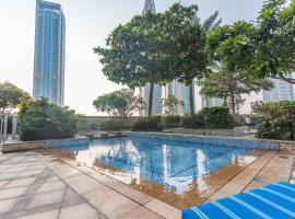 1B-LoftC-104 by bnbmehomes, apartment in Dubai