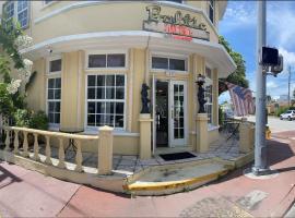 Baltic Hotel, Cama e café (B&B) em Miami Beach