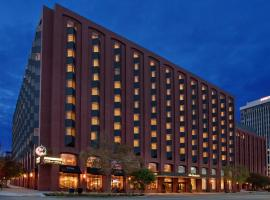 The Lincoln Marriott Cornhusker Hotel, hotel near Lincoln Airport - LNK, Lincoln