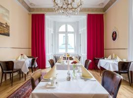 Hotel Columbia, zasebna nastanitev na Dunaju