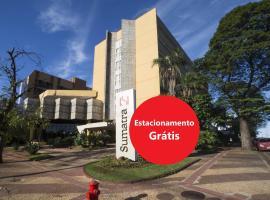 Sumatra Hotel e Centro de Convenções, hotel in Londrina