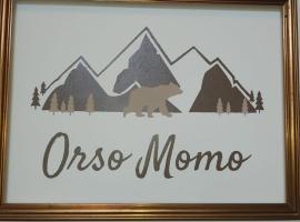 Orso Momo, hotel in Calizzano
