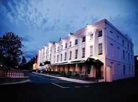 Hampton Hotel, hotel in Dublin