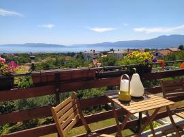Junona Apartment - stunning view over the Kvarner bay