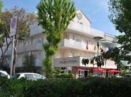 Hotel Nuova Graziosa, hotel v Lignanu Sabbiadoru