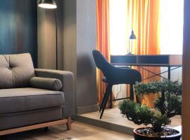GoConcept Studio, hotel near Braunstein Palace, Iaşi